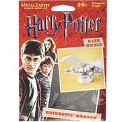 Metal Earth Metal Earth Harry Potter Gringott's Dragon Model Kit