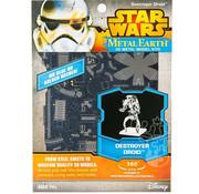 Metal Earth Metal Earth Star Wars Destroyer Droid Model Kit
