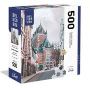 Trefl/Pierre Belvedere Trefl Quebec City, Quebec Puzzle 500pcs