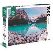 Trefl/Pierre Belvedere Trefl Banff National Park, Alberta Puzzle 1500pcs