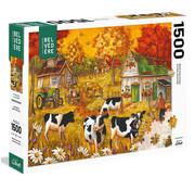 Trefl/Pierre Belvedere Trefl Life is Beautiful Puzzle 1500pcs