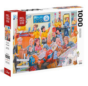 Trefl/Pierre Belvedere Trefl Bingo Lounge Puzzle 1000pcs
