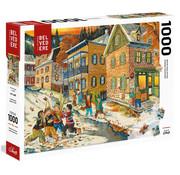 Trefl/Pierre Belvedere Trefl The Scrimmage Puzzle 1000pcs