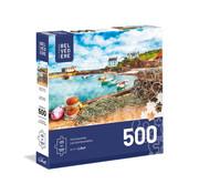 Trefl/Pierre Belvedere Trefl Boats & Nets Large Pieces Puzzle 500pcs