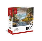 Trefl/Pierre Belvedere Trefl Enchanting Hideaway Puzzle 1000pcs