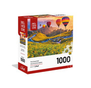 Trefl/Pierre Belvedere Trefl Hot Air Balloons at Sunset Puzzle 1000pcs