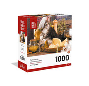 Trefl/Pierre Belvedere Trefl Cat Cook Puzzle 1000pcs
