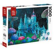Trefl/Pierre Belvedere Trefl Mysterious Castle Puzzle 1000pcs