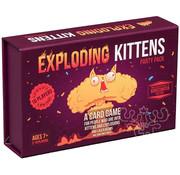 Exploding Kittens Exploding Kittens: Party Pack