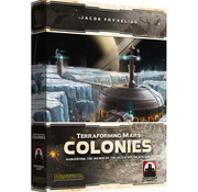 Terraforming Mars Expansion: The Colonies