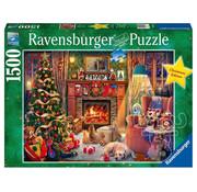 Ravensburger Ravensburger Christmas Eve Puzzle 1500pcs