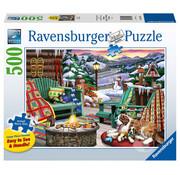 Ravensburger Ravensburger Après All Day Large Format Puzzle 500pcs
