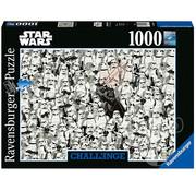 Ravensburger Ravensburger Star Wars Challenge Puzzle 1000pcs