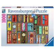 Ravensburger Ravensburger Antique Doorknobs Puzzle 1000pcs