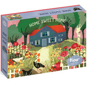 Workman Publishing Workman Home Sweet Home Puzzle 1000pcs