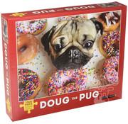 Willow Creek Willow Creek Doug the Pug Puzzle 1000pcs