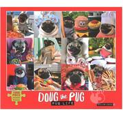 Willow Creek Willow Creek Doug the Pug: Pug Life Puzzle 1000pcs