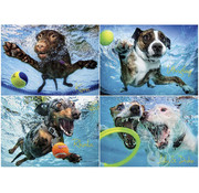 Willow Creek Willow Creek Underwater Dogs 2 Puzzle 1000pcs