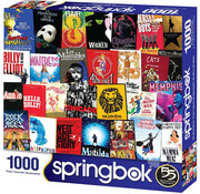 Springbok Springbok It's Showtime! Puzzle 1000pcs