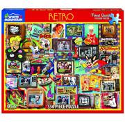 White Mountain White Mountain Retro Puzzle 550pcs