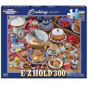 White Mountain White Mountain Baking E-Z Hold Puzzle 300pcs