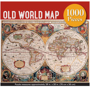 Peter Pauper Press Peter Pauper Press Old World Puzzle 1000pcs