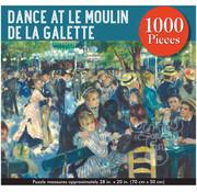 Peter Pauper Press Peter Pauper Press Dance at Le Moulin de la Galette Puzzle 1000pcs