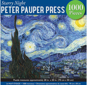 Peter Pauper Press Peter Pauper Press Starry Night Puzzle 1000pcs