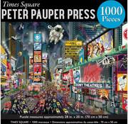Peter Pauper Press Peter Pauper Press Times Square Puzzle 1000pcs