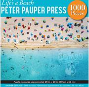 Peter Pauper Press Peter Pauper Press Life's a Beach Puzzle 1000pcs