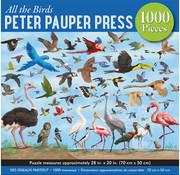 Peter Pauper Press Peter Pauper Press All the Bird Puzzle 1000pcs