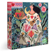 eeBoo eeBoo Mother Earth Puzzle 1000pcs