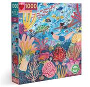 eeBoo eeBoo Coral Reef Puzzle 1000pcs