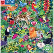 eeBoo eeBoo Amazon Rainforest Puzzle 1000pcs