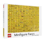 Chronicle Books Chronicle Lego Minifigure Faces Puzzle 1000pcs