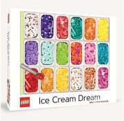 Chronicle Books Chronicle Lego Ice Cream Dream Puzzle 1000pcs