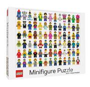 Chronicle Books Chronicle Lego Minifigure Puzzle 1000pcs