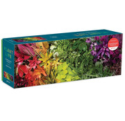 Galison Galison Plant Life Panoramic Puzzle 1000pcs