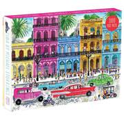 Galison Galison Cuba Puzzle 1000pcs
