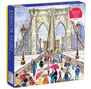 Galison Galison Brooklyn Bridge Puzzle 1000pcs