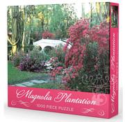 Gibbs Smith Gibbs Smith Magnolia Plantation Puzzle 1000pcs