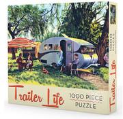 Gibbs Smith Gibbs Smith Trailer Life Puzzle 1000pcs