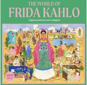 Laurence King Publishing Laurence King The World of Frida Kahlo Puzzle 1000pcs