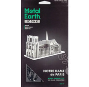 Metal Earth Metal Earth Iconix Notre Dame de Paris Model Kit