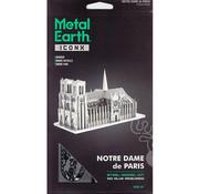 Metal Earth Metal Earth Iconix Notre Dame de Paris Model Kit