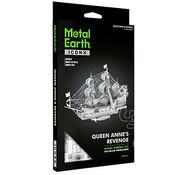 Metal Earth Metal Earth Iconix Queen Anne's Revenge Model Kit