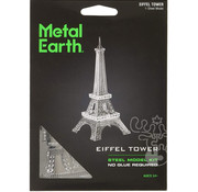 Metal Earth Metal Earth Iconix Eiffel Tower Model Kit