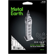 Metal Earth Metal Earth Iconix Big Ben Model Kit