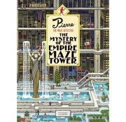 Laurence King Publishing Pierre the Maze Dective: The Mystery of the Empire Maze Tower