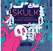Laurence King Publishing Skulk: A Lost Shadows Puzzle Adventure